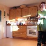 In der Küche der Wiegestube