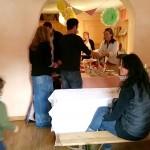 Rosencafé im Waldorfkindergarten Baden-Baden