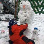 Winterfeuden im Wiegestübchen im Waldorfkindergarten Baden-Baden e.V. 2017