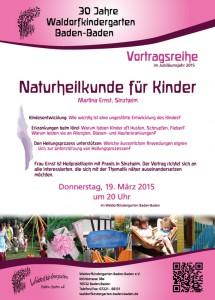 Vortrag Naturheilkunde für Kinder
