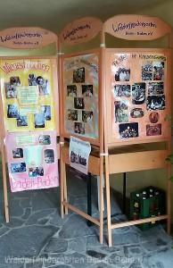 Infotafeln im Waldorfkindergarten Baden-Baden