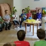 Schulkinderverabschiedung im Waldorfkindergarten Baden-Baden 2015