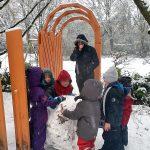 Winterfeuden im Waldorfkindergarten Baden-Baden e.V. 2017